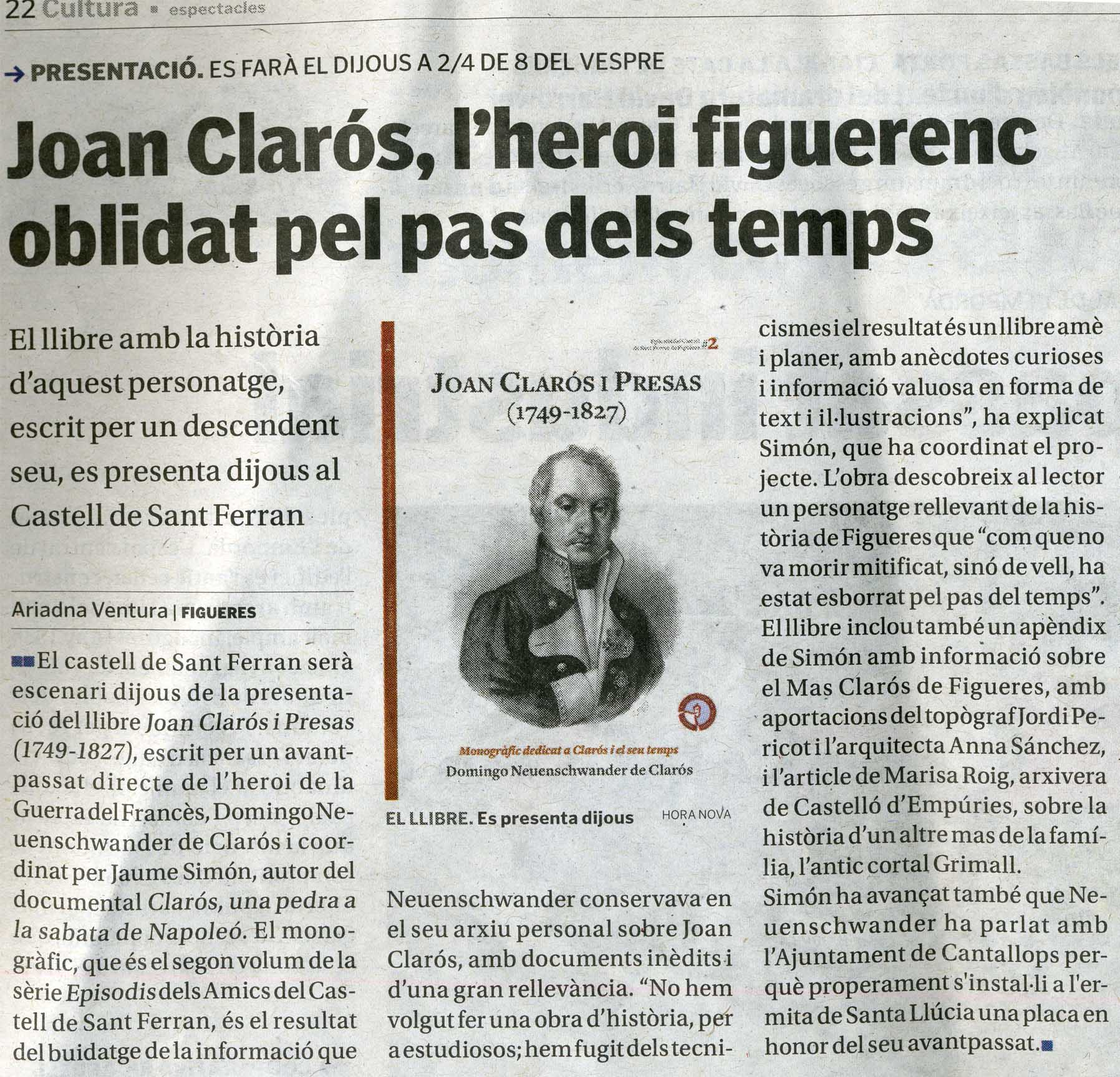 Joan Clarós